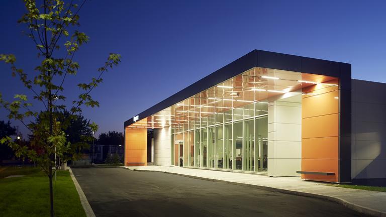 Hôpital de LaSalle (consortium YMA BBBL CGA), Montréal, 2014