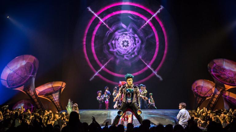 Sep7imo Dia: No Descansare - Cirque du Soleil - Buenos Aires - 2017