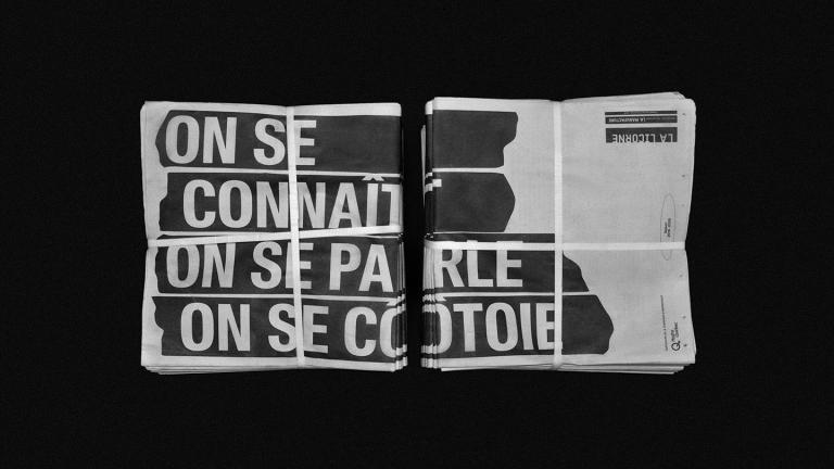 Théâtre La Licorne, 2019-2020 Campaign
