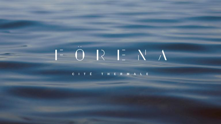 Förena Cité thermale, Visual Identity, 2018