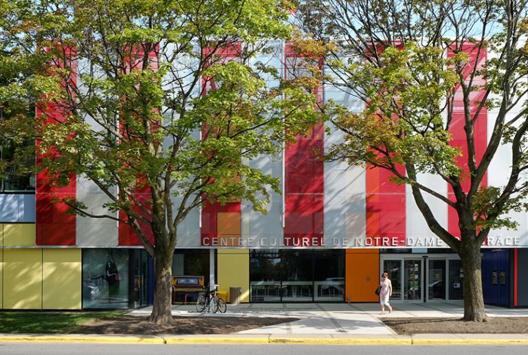 Notre-Dame-de-Grâce Cultural Centre, Montréal, 2016