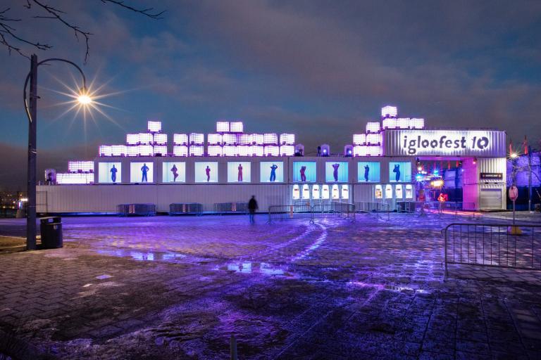 Igloofest, Montréal, 2012-2017