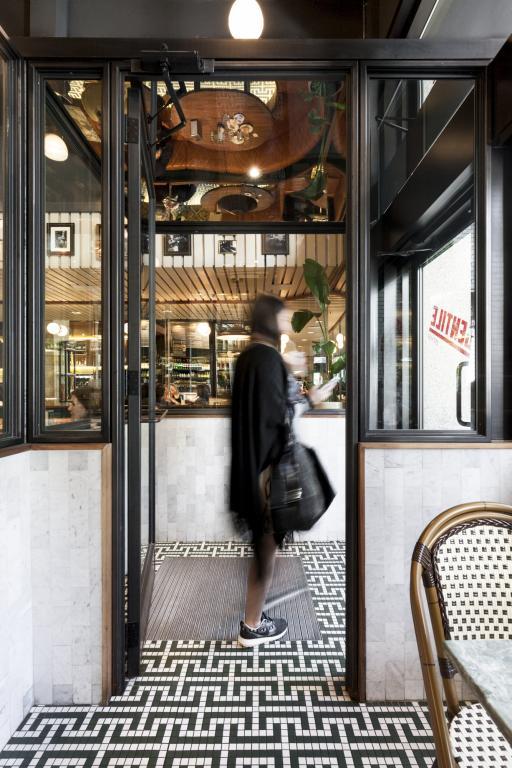Café Gentile, Westmount, 2016