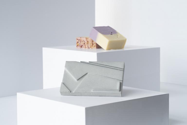 Soap Holder, Brut Collection, 2019