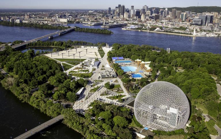 Espace 67, Parc Jean-Drapeau, Montréal, 2019