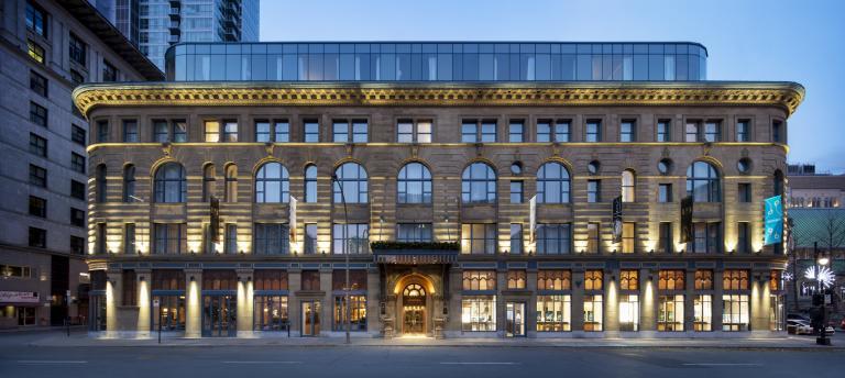 Hôtel Birks, Montréal, 2018