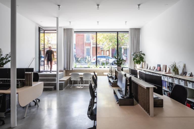 L'Atelier L. McComber, Montréal, 2019