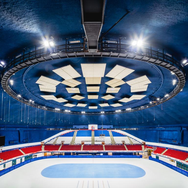 Maurice Richard Arena's Expansion, Montréal, 2019