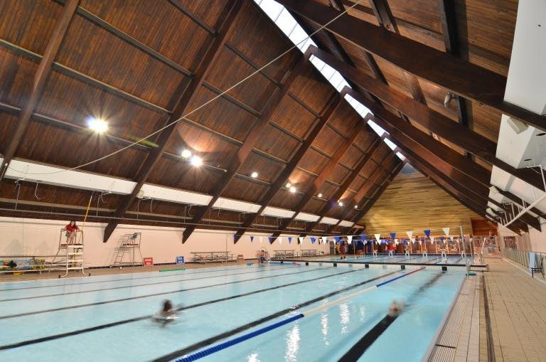 Extension and Repair of the Pool, Malcom Knox Aquatic Center, Pointe-Claire, 2011