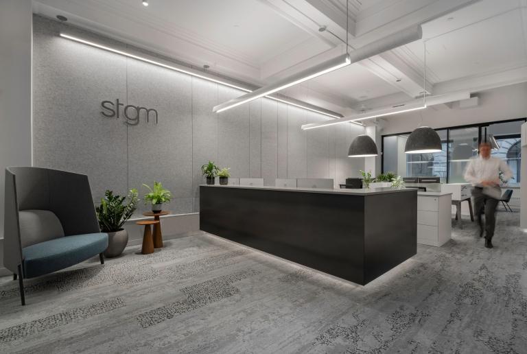 Bureau STGM, Montréal, 2019