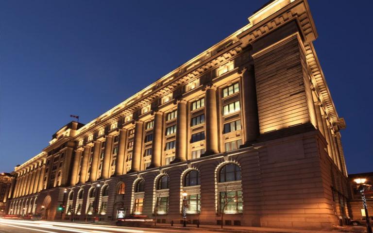 Édifice Dominique-Ducharme (ancien édifice des Douanes), Montréal, 2020 (en collaboration avec EVOQ)