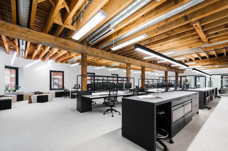 STGM Architectes, phase 1, Montréal, 2017
