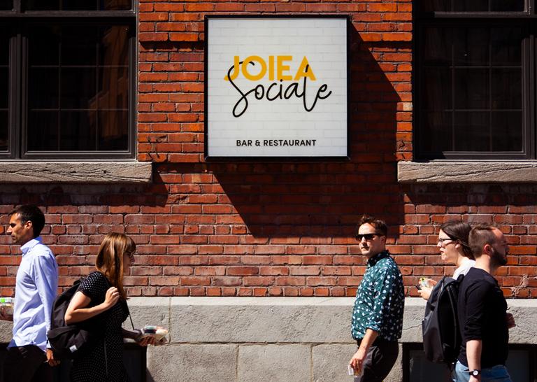 Joiea Sociale, Montréal, 2018