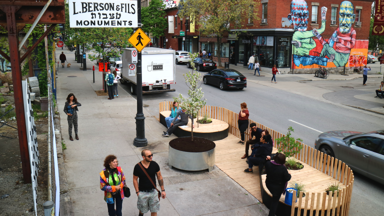 Placottoir L. Berson et fils, Montréal, 2017-2018