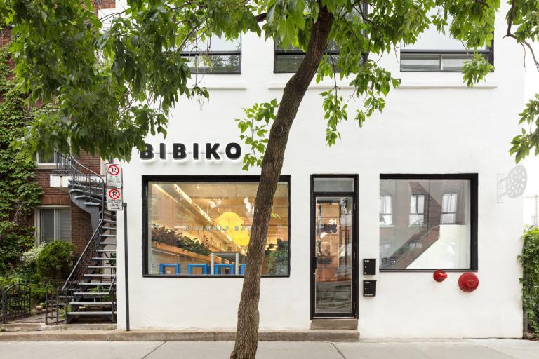 Bibiko, Montréal, 2018