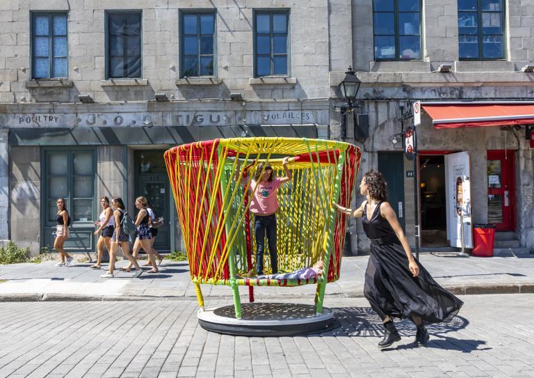 Relancez l'été !, Montréal, 2020