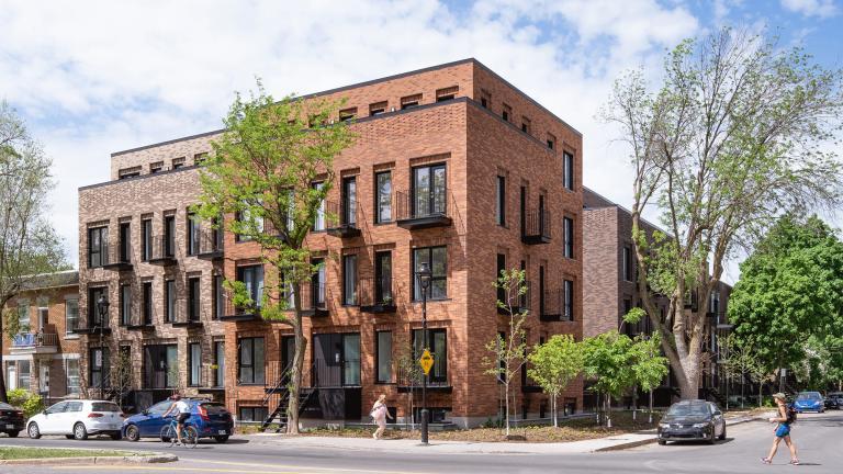 Village WVW, Montréal, 2020