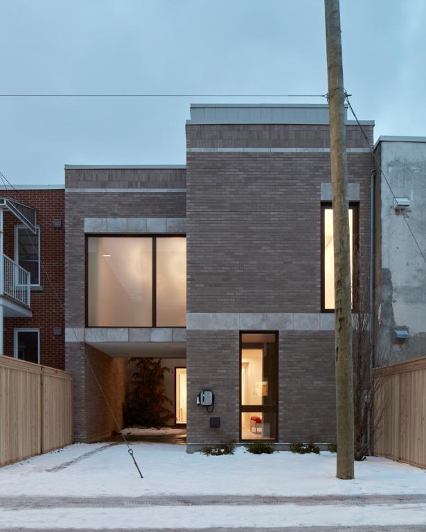 Maison Berri, Montréal, 2020
