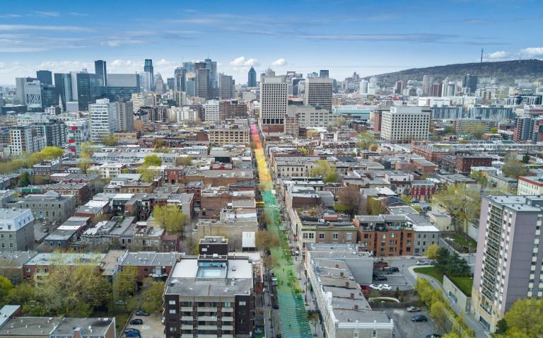 18 Nuances de gai, Montréal, 2011-2019
