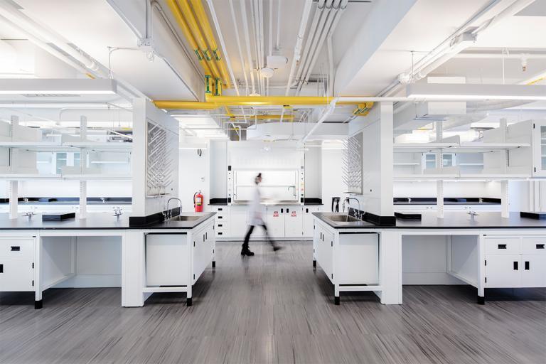Laboratoires de recherche FHMR, Montréal, 2019