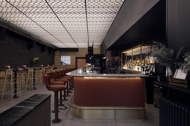 Bar Saint-Denis, Montréal, 2018