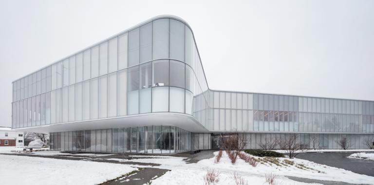 Bibliothèque de Drummondville, 2017