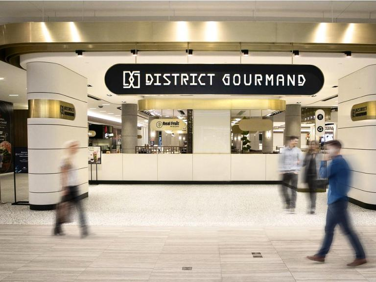 District Gourmand, Fairview Pointe Claire, 2021