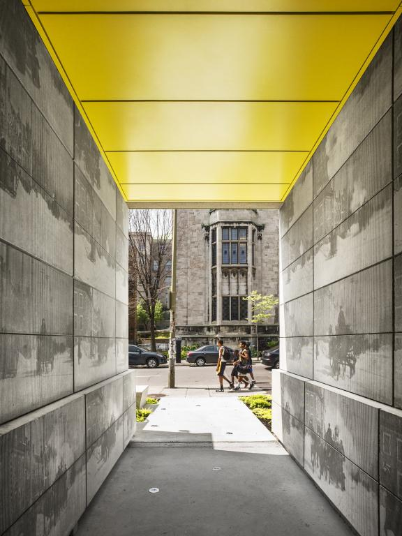 Student Residence Edison, Montréal, 2014