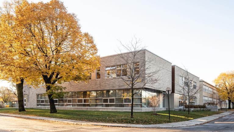 École Saint-Isaac-Jogues, Montréal, 2021