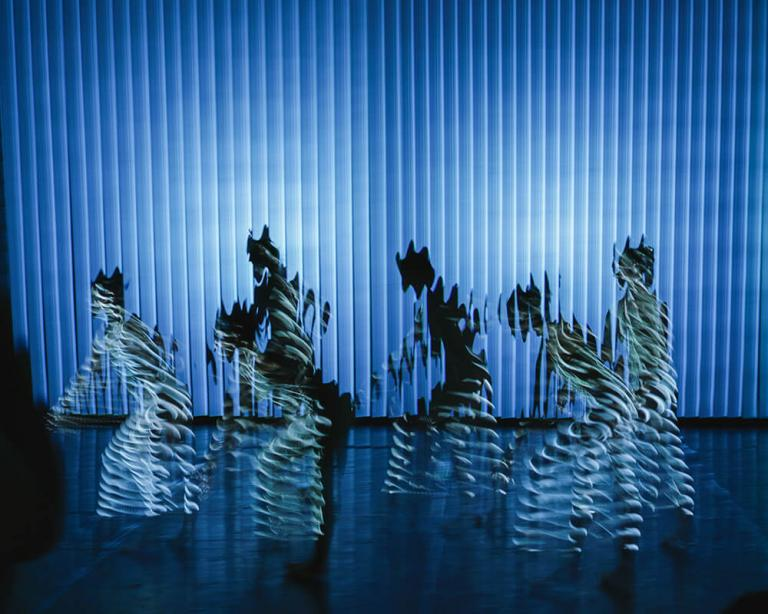 Conception vidéo, FRAME BY FRAME, Ex Machina + Ballet national du Canada, Toronto, 2018