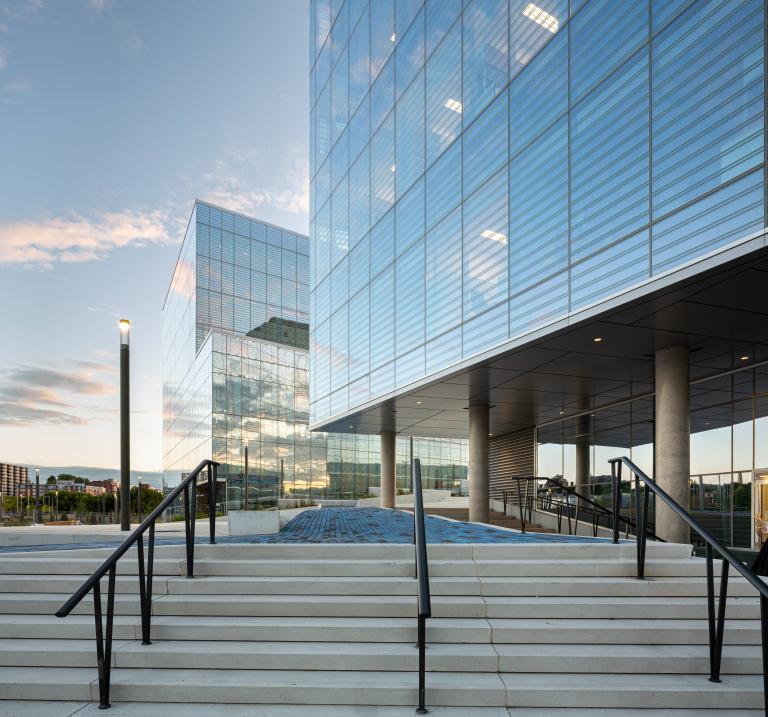 Sciences Complex, Université de Montréal, 2019 (with Menkès Shooner Dagenais Letourneux and NFOE Architectes)