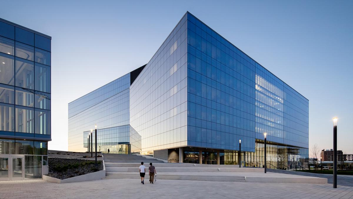 Complexe des sciences, Campus MIL, Montréal, 2020