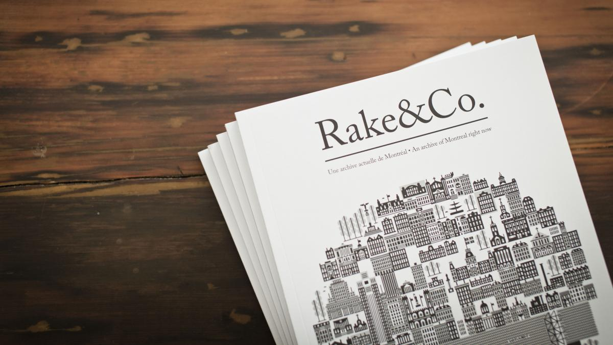 Magazine Rake&Co., 2013