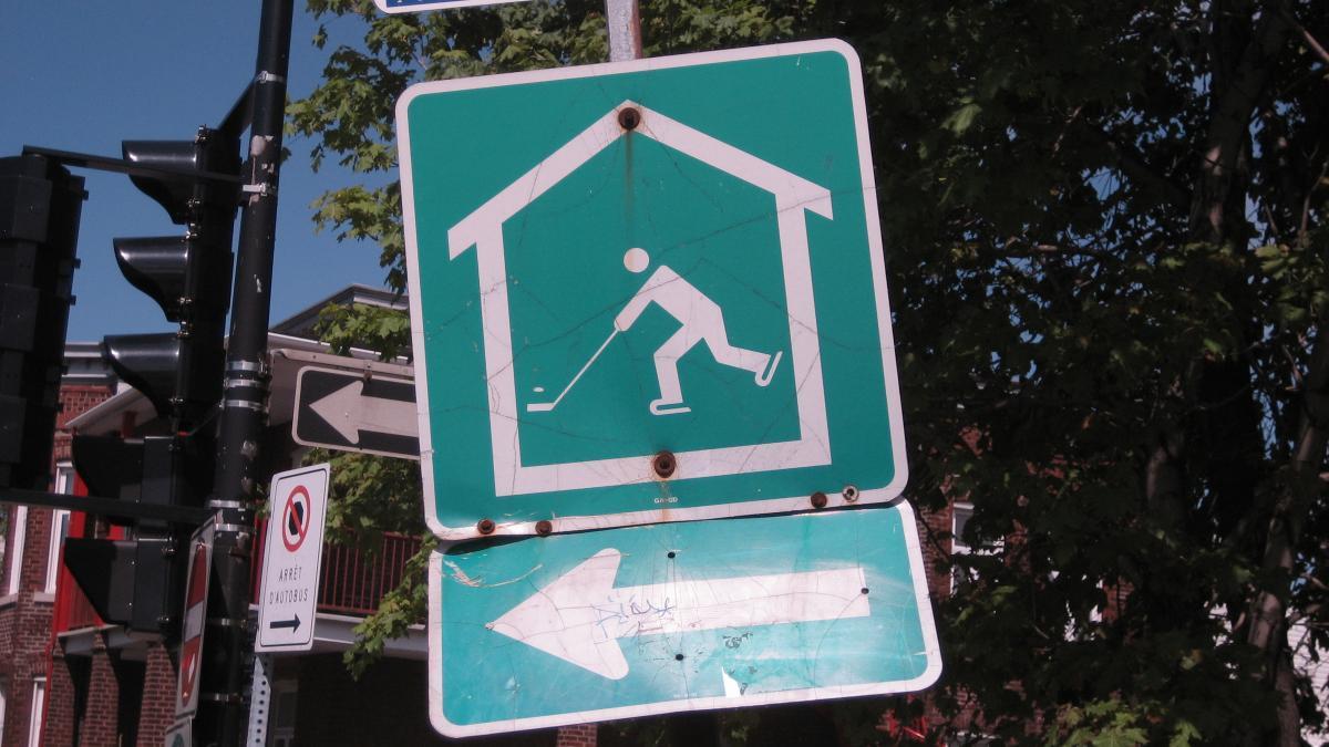 Signalétique commerciale à Montréal