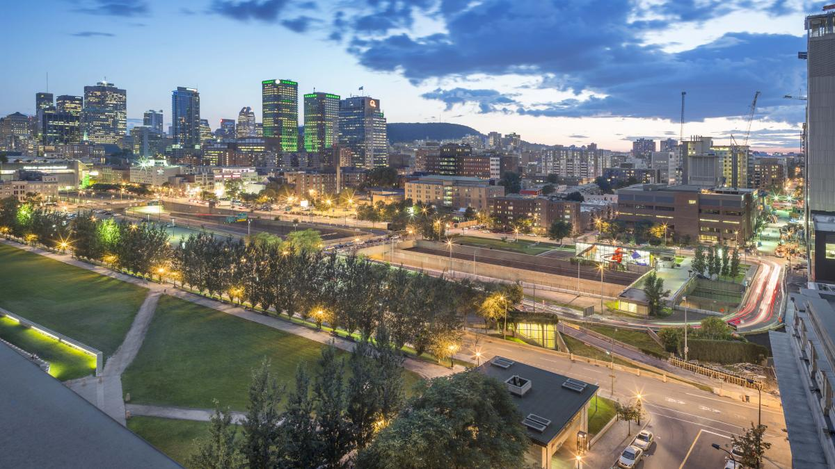 Place des Montréalaises