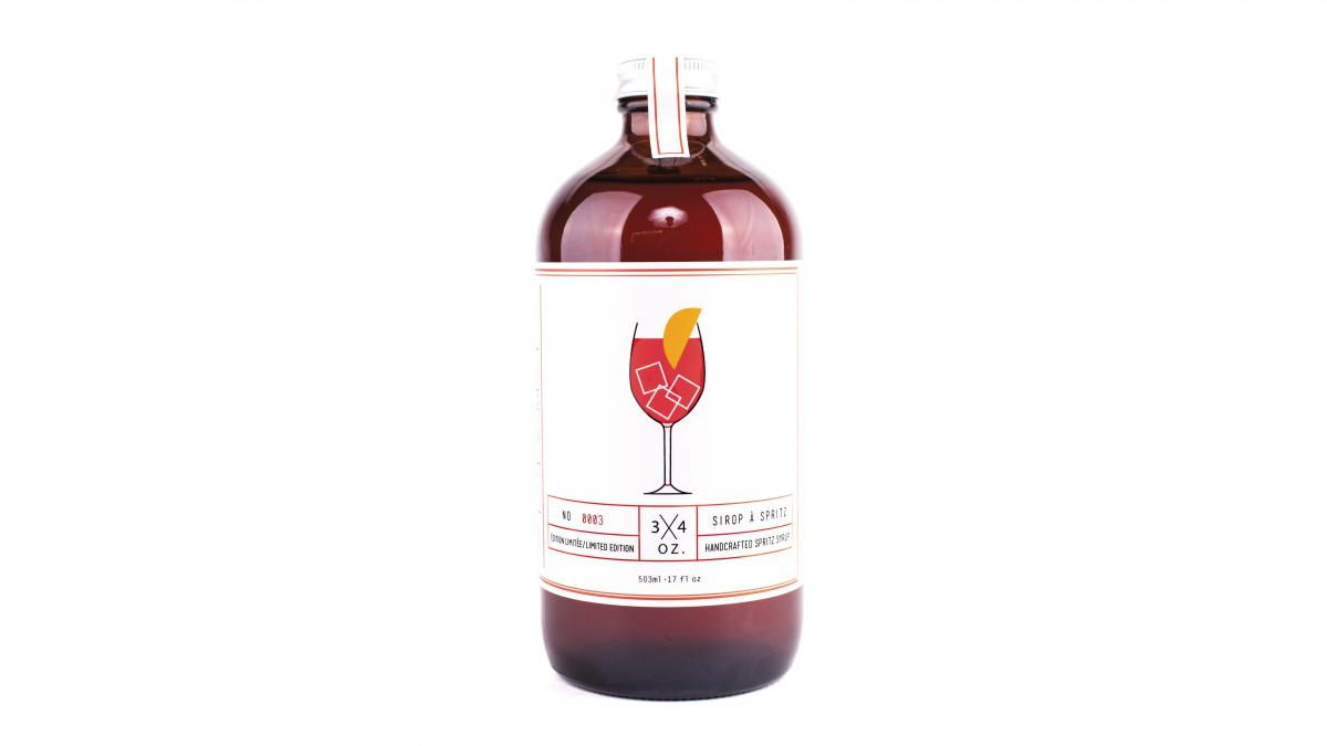 Spritz syrup