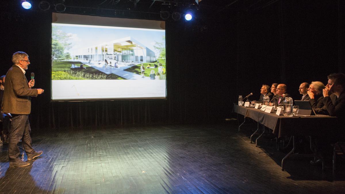 EVOQ + Groupe A Architectes