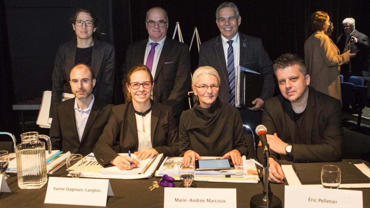 Members of the jury