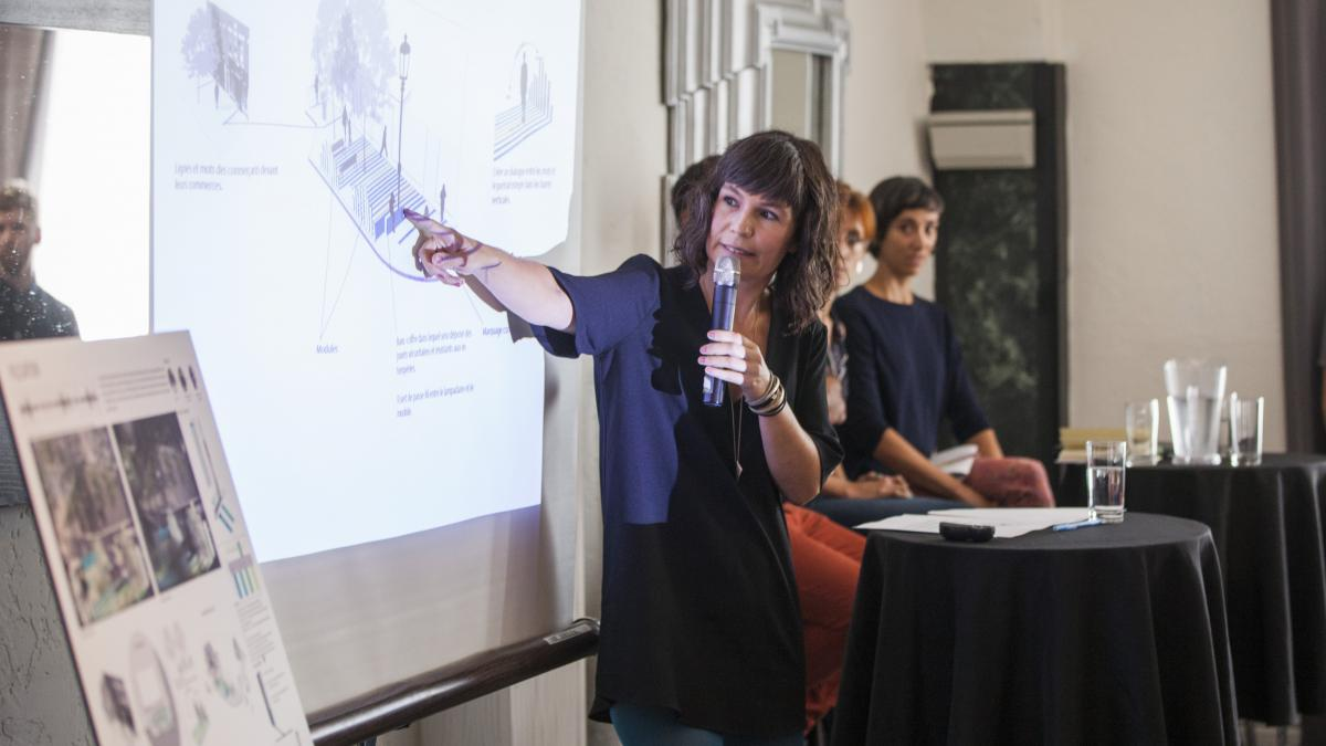 Presentation by Petrone Architecture inc. and Conscience urbaine