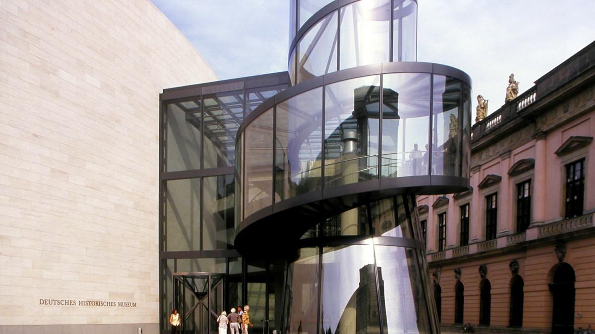 Deutsches Historisches Museum; Berlin, Allemage - ville de design