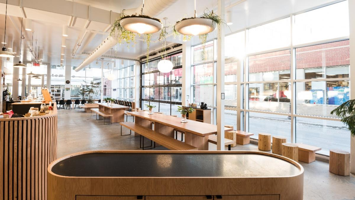 Café Saint Henri Québec