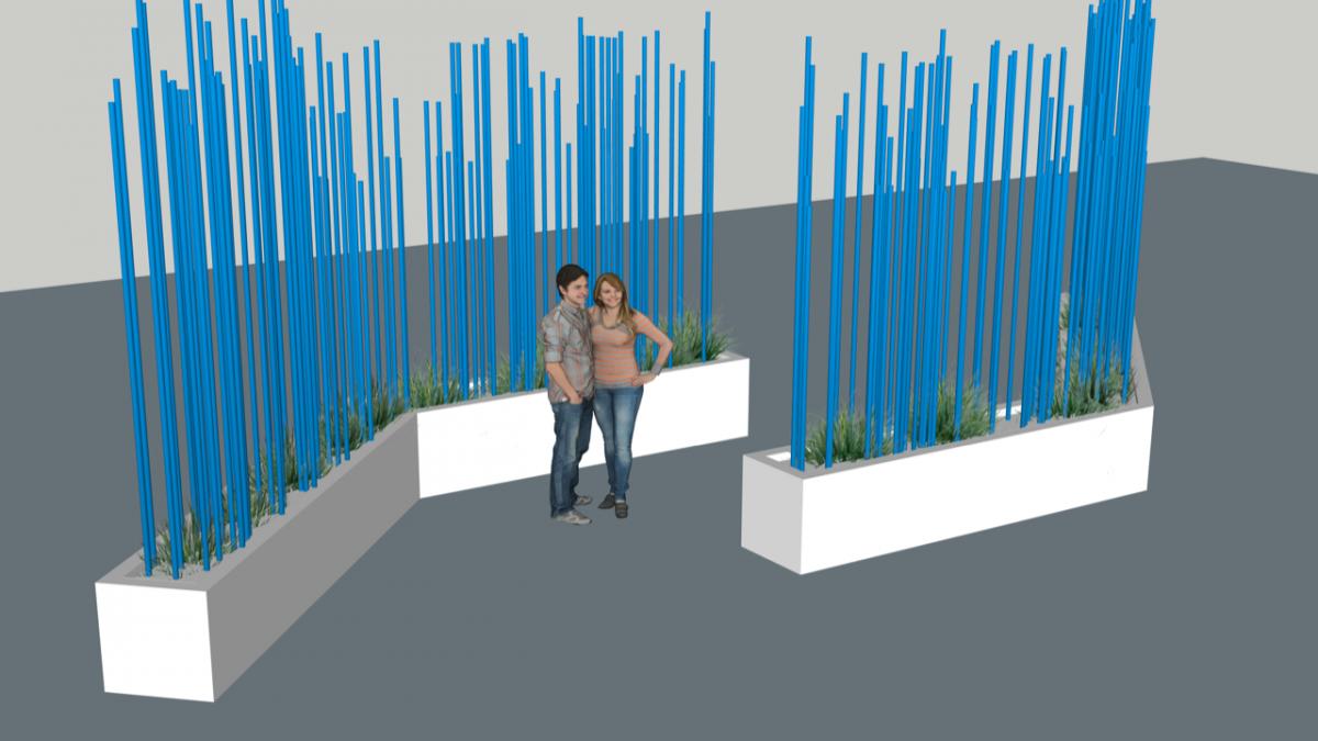 Concept Libre Cours, îlot 8, quai des brumes