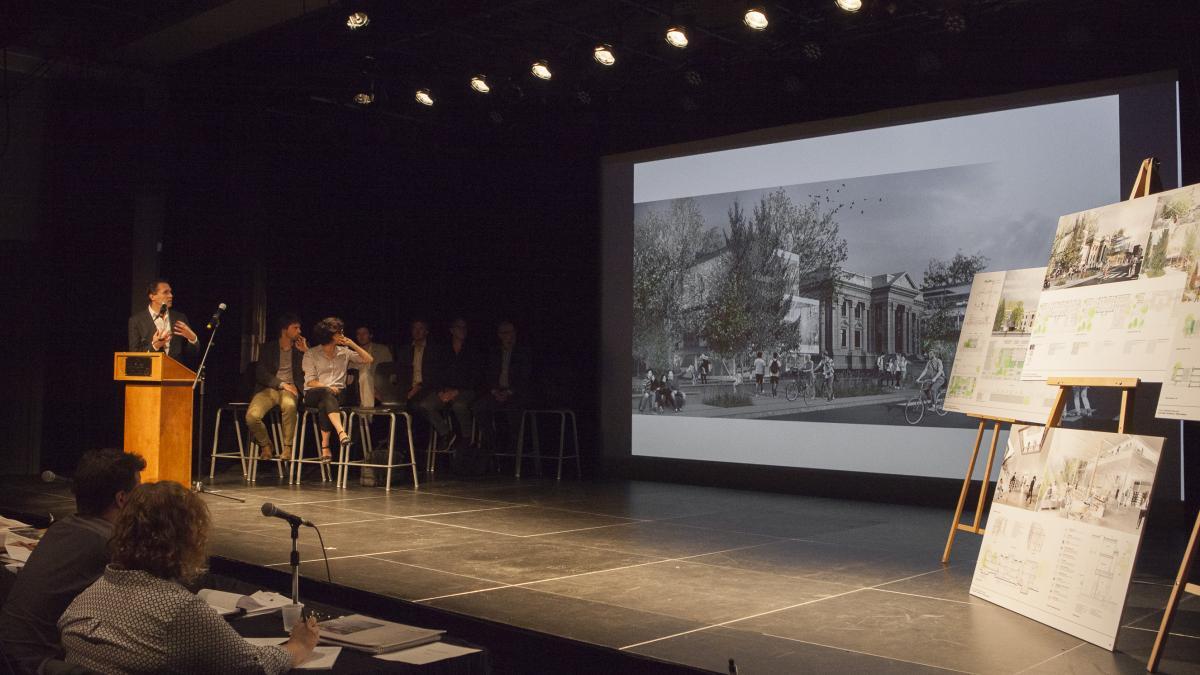 Consortium in situ atelier d'architecture + DMA architectes