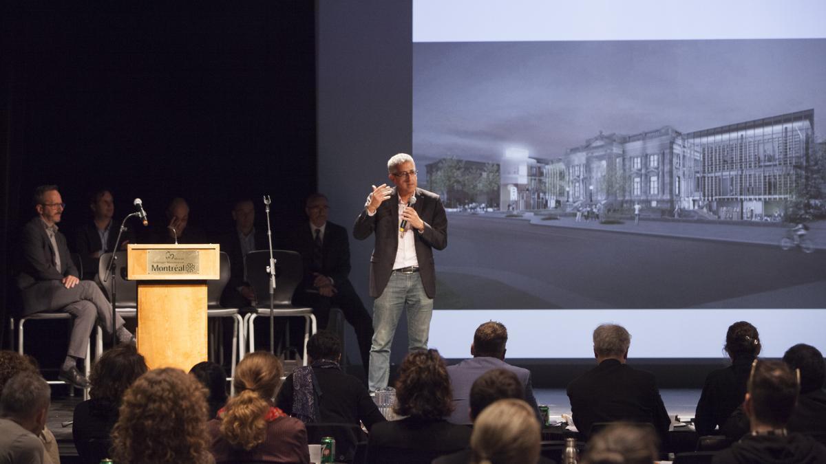 Dan Hanganu architectes + EVOQ Architecture