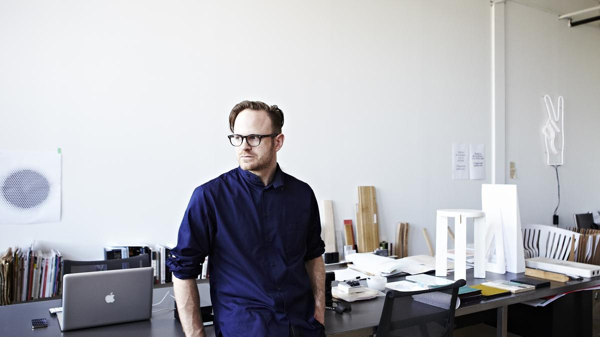 Lauréat 2011 : Guillaume Sasseville, designer industriel, SSSVLL