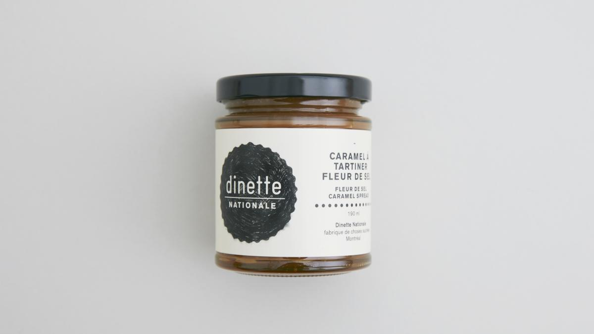 Buckwheat-Honey Caramel Spread