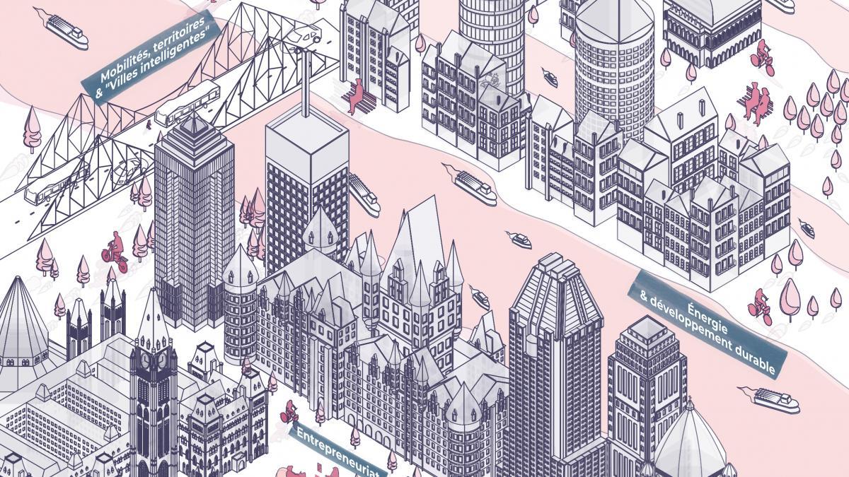 Affiche Entretiens Jacques-Cartier 2020