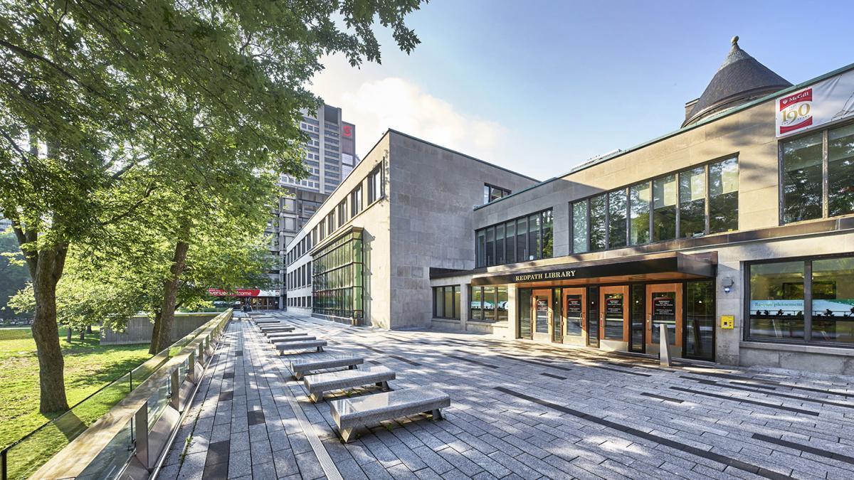 Pavillon des Arts et des Sciences du Collège de l'Ouest de l'Île