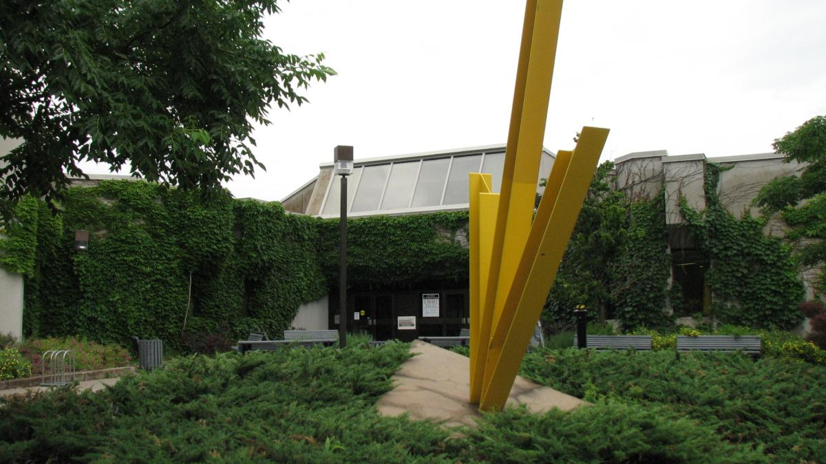 Bibliothèque L'Octogone