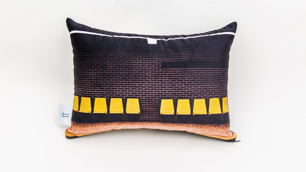 Cushion Covers — Métro de Montréal Series | Design Montréal